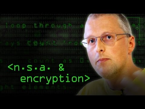 Encryption and Security Agencies - Computerphile