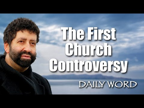 The First Church Controversy [From The First Of All Controversies (Message 2269)]