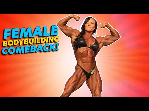 Women's Bodybuilding is BACK (and you didn't even realize it)