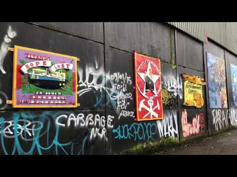Travel Vlog - Northern Ireland And Belfast 2017