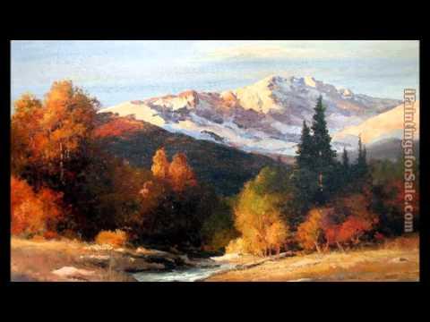 Din pictura lui Robert Wood