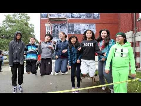 Vancouver School Board's Inside Out Project