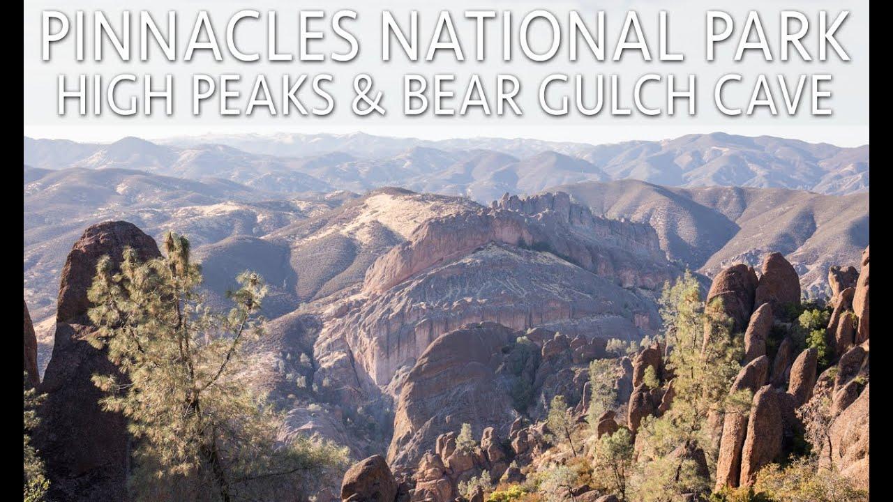 Pinnacles National Park: Hiking the Bear Gulch Cave & High Peaks Trail