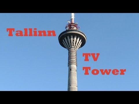 Tallinn TV Tower  Estonia