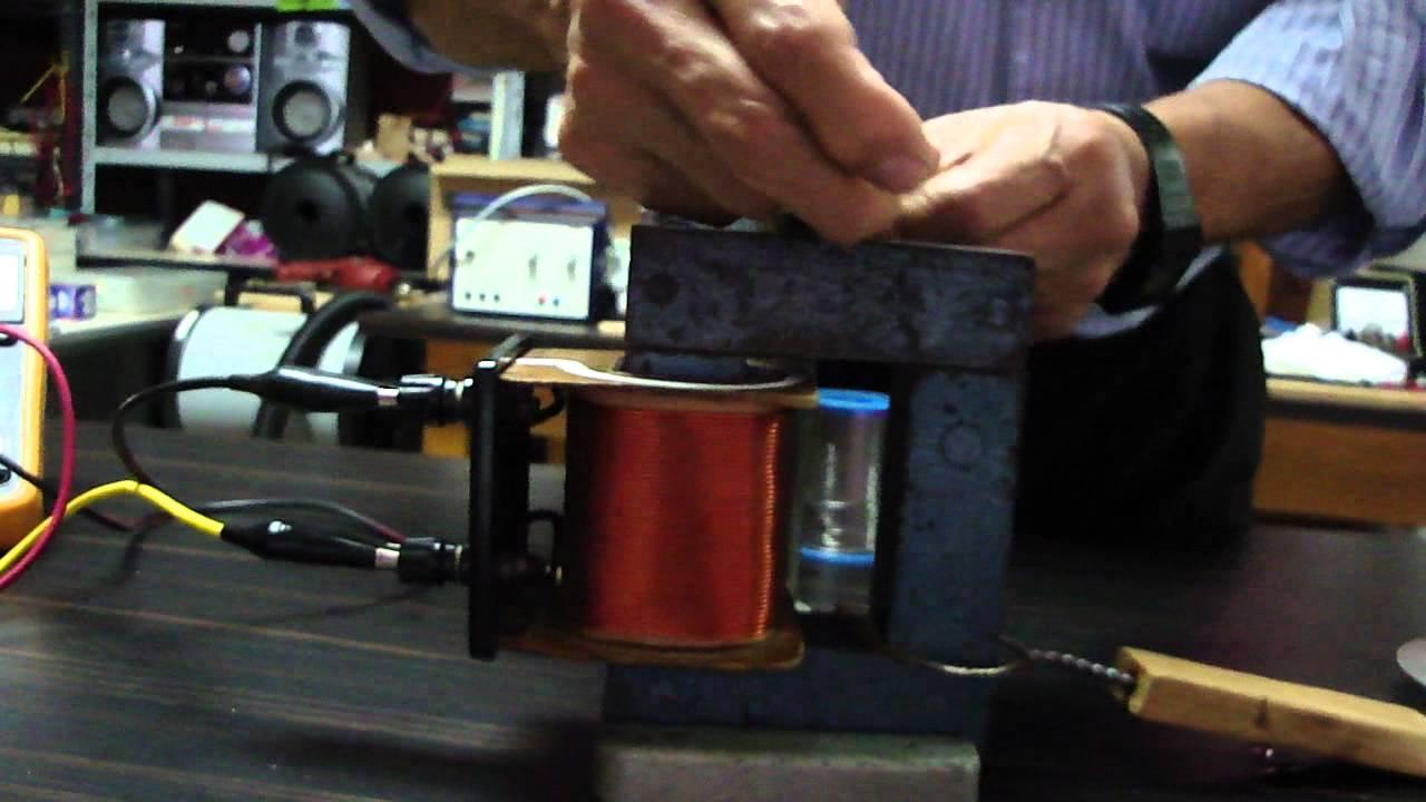 Principio de joule calor por inducci n electromagn tica for Cocina induccion con horno