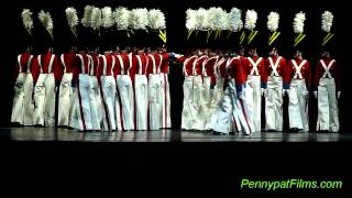 2011 Radio City Christmas Show Rockettes Toy Soldiers Scene