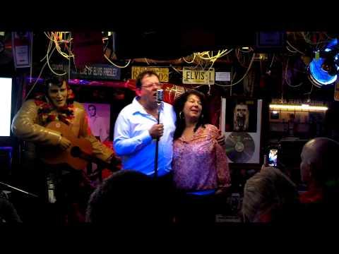 Petra & Martin Abschied vom Fun Pub Karaoke Stuttgart