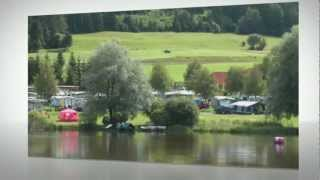 Camping am Badesee - Steiermark (Naturpark Zirbitzkogel Grebenzen)