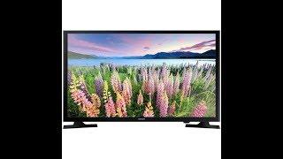 Перше підключення та налаштування каналів телевізора Samsung UE32J5205AK