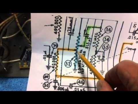 Philco model 37-2670 repair and restoration (Part 13 of 34)