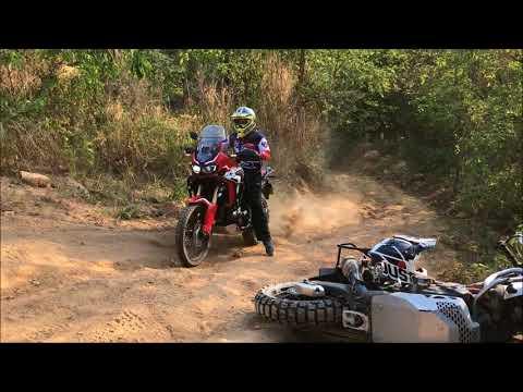 Africa Twin CRF1000L Khao Phai Pattaya