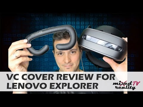 VR Cover Foam Replacement For Lenovo Explorer Review - Better Than The Original Foam Padding?