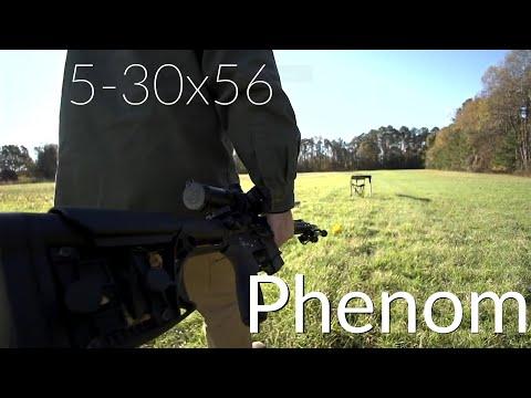 Hi-Lux Phenom 5-30X56 FFP