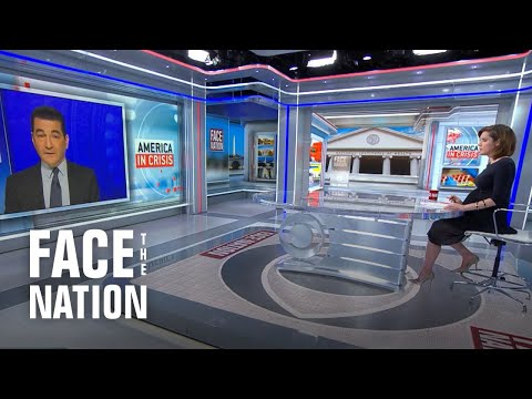 Face The Nation: Palmer, Slaoui, Gottlieb