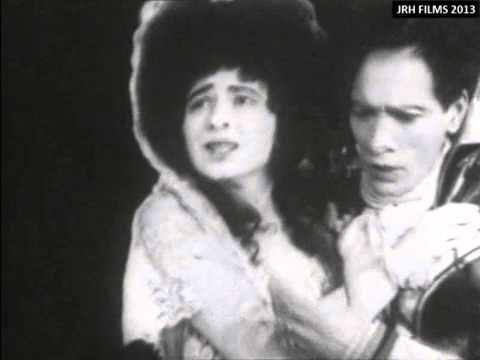 Adolph Bolm, Ruth Page, Owlin Howland in 'Dance Macabre' (1922) [Clearer  Version]