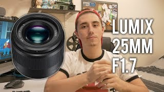 Review of Panasonic Lumix 25mm F1.7