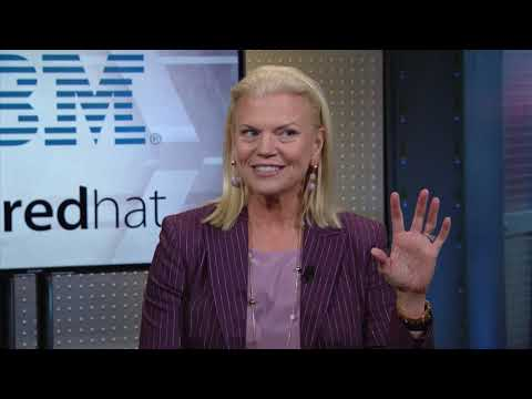 IBM and Red Hat CEOs: Game-Changing Deal | Mad Money | CNBC