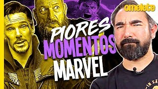 QUAL O PIOR FILME DA MARVEL? | OmeleTV