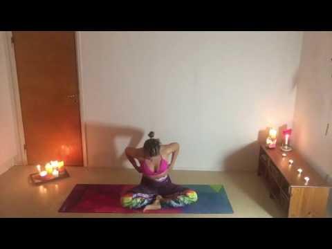 Hot Flow Yoga