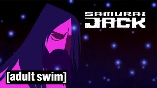 Samurai Jack | S1-5 on All 4 | Adult Swim UK 🇬🇧