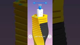 Stack Ball 3D Levels 1-20 IOS Gameplay