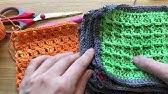 Renskecreatief Lapjesdeken Steken Cal Lapje 9 V Stitch En Granny