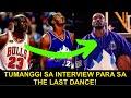MASAMA PA RIN ANG LOOB NI MALONE KAY MICHAEL JORDAN! | AYAW MAGBIGAY NG PAHAYAG SA THE LAST DANCE!