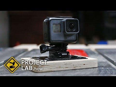 The ultimate DIY GoPro mount