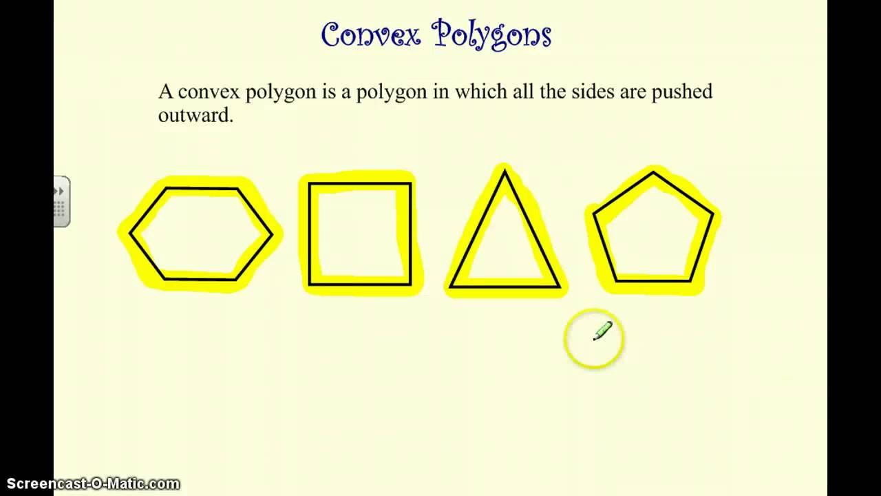 medium resolution of Convex and Concave Polygons   Convex and concave polygons