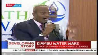 Kiambu water wars: Uproar over Karemeni dam compensations