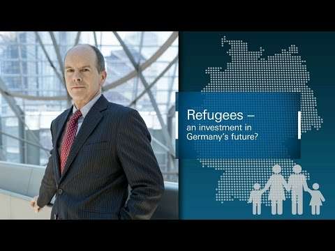Economy Views: Refugees – an investment in Germany's future