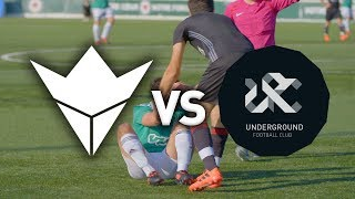 VINSKY FC vs UNDERGROUND FC (MATCH 1)