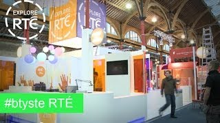 explore rt at the bt young scientist technology exhibiton