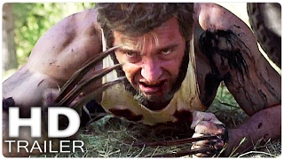 LOGAN SUPER BOWL Trailer 3 (2017) Wolverine 3