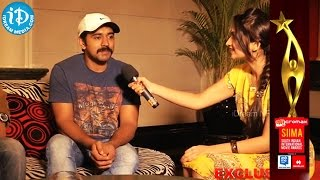 SIIMA 2014 - Nivin Pauly Speaks about Neram Movie | Nazriya Nazim | Bobby Simha