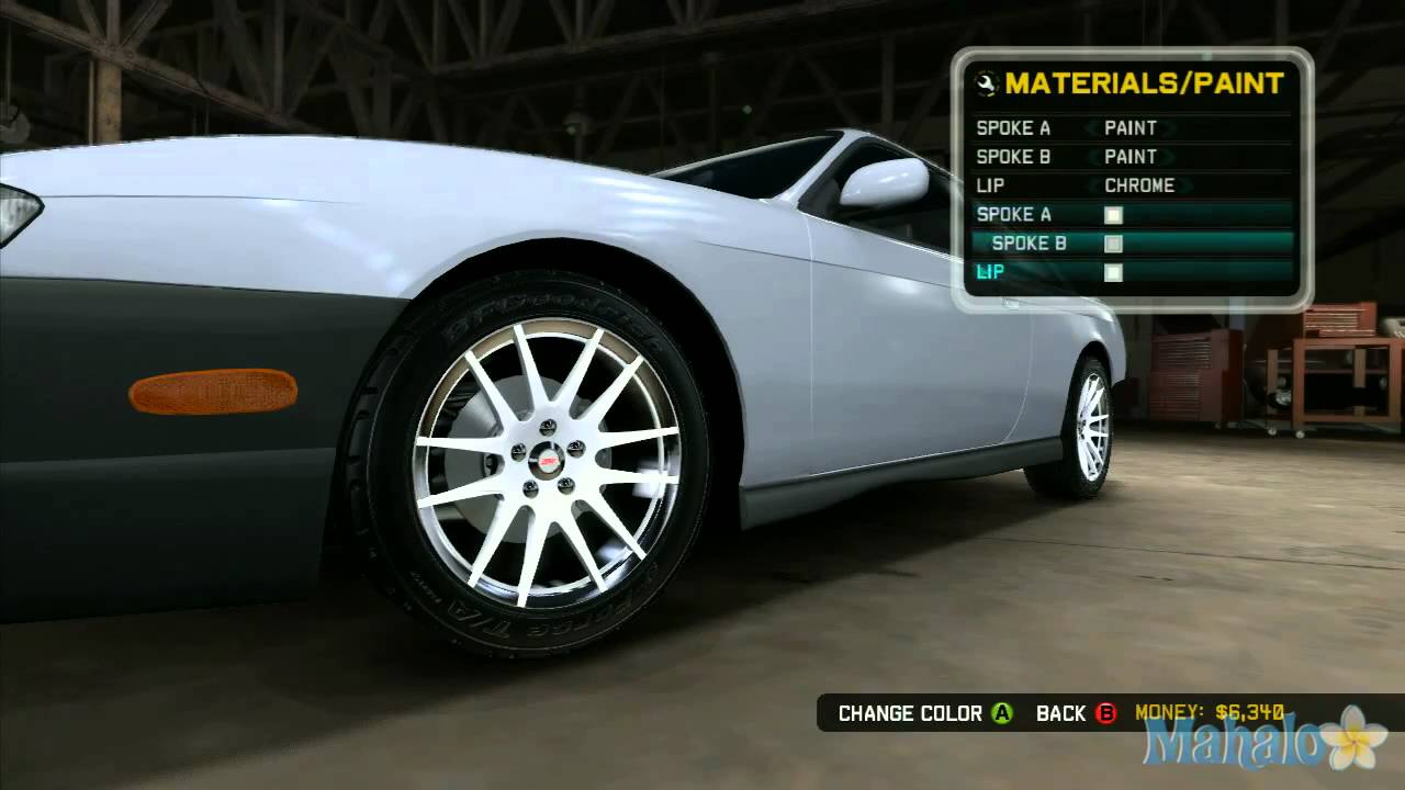 Color car los angeles - Midnight Club Los Angeles Walkthrough Hollywood Auto Car Tuning Youtube