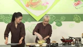 Chương trình dạy nấu món chay Gỏi xoài Hướng dẫn: Nguyễn Dzoãn Cẩm ...