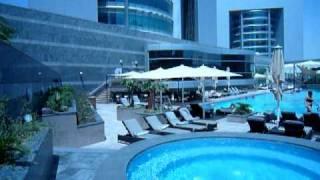 Jumeirah Emirates Tower pool area Dubai
