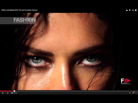 "PIRELLI CALENDAR 2015 ""The Cal"" Making Off Full version 30' min. by Fashion Channel"
