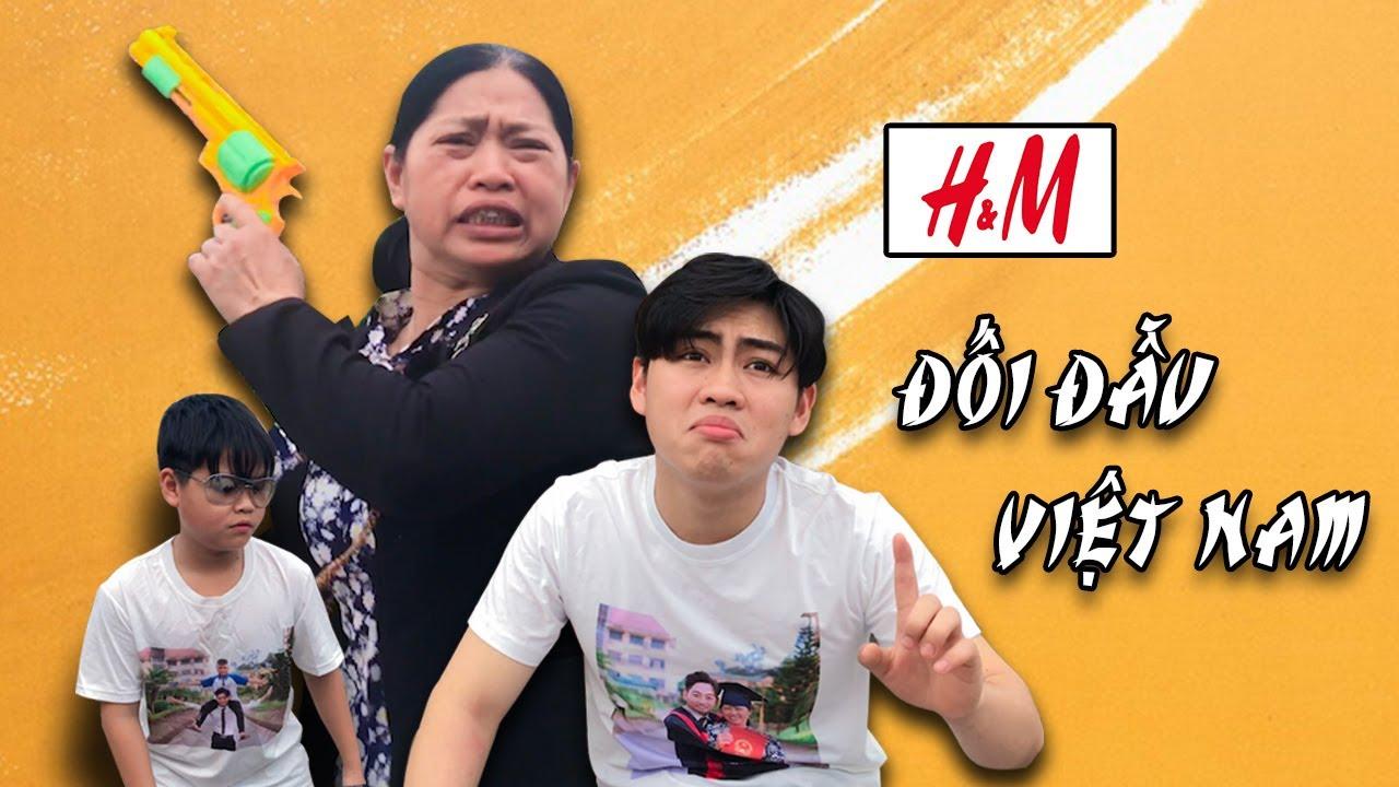 Download Cái Kết khi H & M Dám Đối Đầu Việt Nam | NMT Vlog.