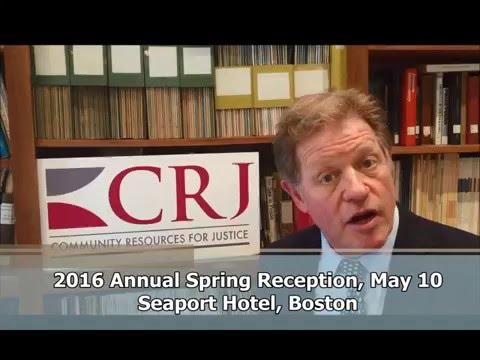 CRJ honors Chief Justice Roderick Ireland