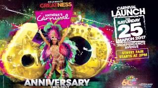 Launch of Antigua's Carnival 2017