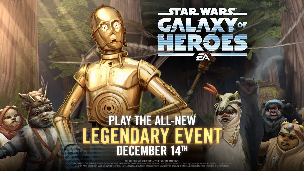 Golden Rod is Coming to Star Wars: Galaxy of Heroes on