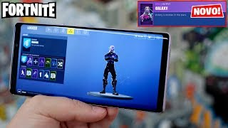 FORTNITE - SKIN GALAXY!