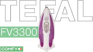 Видеодемонстрация утюга Tefal FV3300 от Comfy(На данный момент модель снята с производства и ее поставки прекращены. Ознакомиться с другими товарами..., 2014-12-10T14:03:54.000Z)
