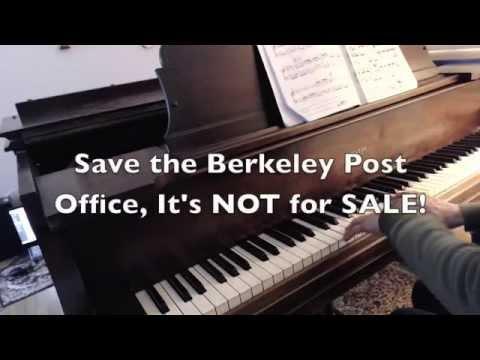 Save the Berkeley Post Office!