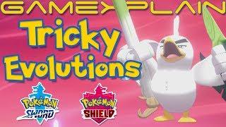 Pokémon Sword & Shield - How to EVOLVE the Trickiest Pokémon! (Guide & Walkthrough)