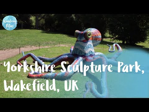 Why I think YORKSHIRE SCULPTURE PARK near WAKEFIELD is a fantastic day out!