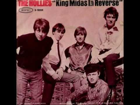 """The Hollies  """"King Midas In Reverse"""""""