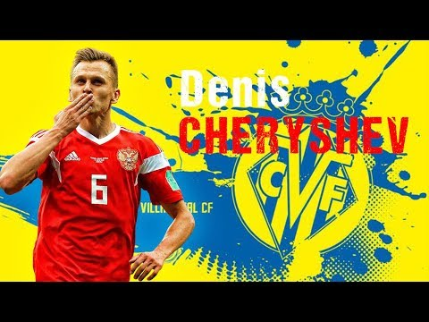 Denis Cheryshev 2018 ● Russia Woldcup 2018 ● Insane Skills, Assists & Goals HD